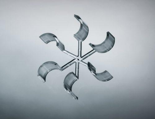 """GREUBEL FORSEY rivoluziona il movimento meccanico e svela il progetto """"Mechnical Nano""""."""
