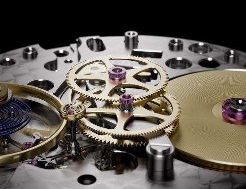 CHRONERGY, l'evoluzione dello scappamento sviluppato da Rolex