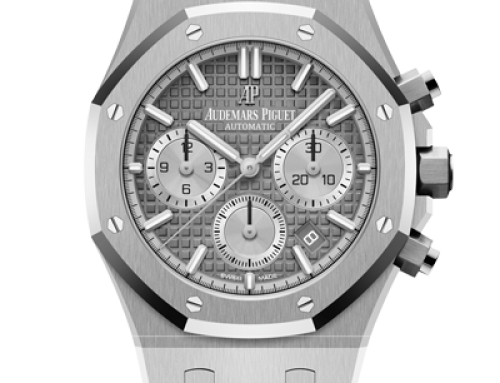 AUDEMARS PIGUET ROYAL OAK 38MM CRONOGRAPH