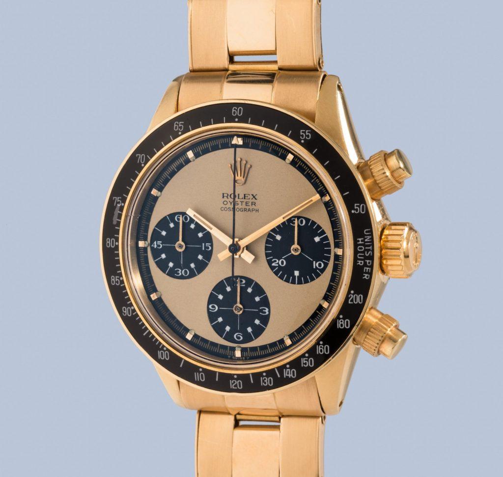 270b850c6918 Venduto per 3.7 Milioni il Rolex 'Paul Newman' 6263, il Daytona più ...