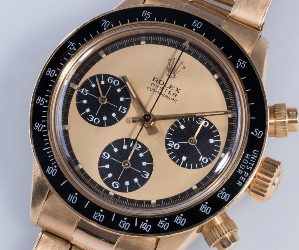 8d3d532e1adb Basta osservarlo per capire come questo orologio sia in grado di far  perdere la testa a gran parte degli appassionati. L'asta per aggiudicarselo  è stata ...