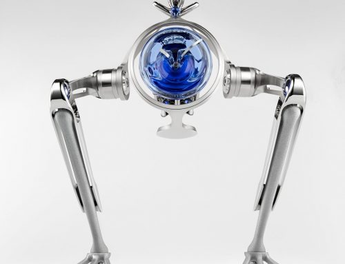 ONLY WATCH 2019 – MB&F + EPEE 1839: TOM & T-REX