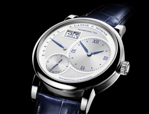 """Introducing A. Lange & Söhne Lange 1 Daymatic """"25th Anniversary"""""""