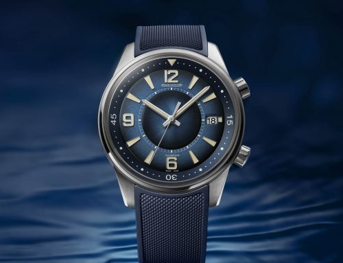 Introducing JAEGER‑LECOULTRE POLARIS DATE IN EDIZIONE LIMITATA