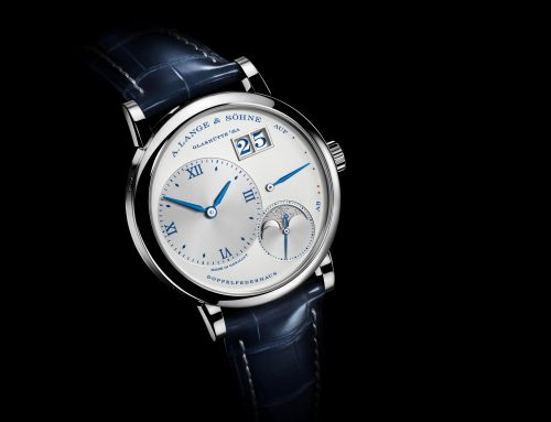 Introducing A. Lange & Söhne LITTLE LANGE 1 FASE LUNARE «25th Anniversary»