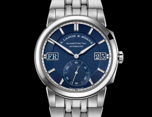 A. Lange & Söhne ODYSSEUS, il primo orologio sportivo di casa Lange in acciaio