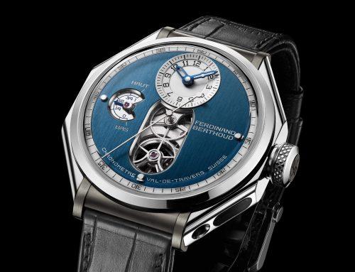 Introducing Ferdinand Berthoud FB 1.3-1 Sapphire Blue Chronometer