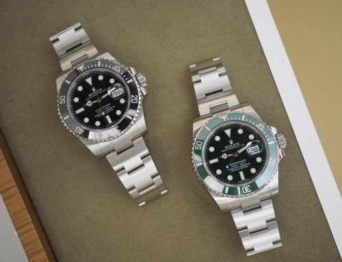 Will the current Rolex SUBMARINER go out of production in 2020?