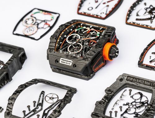 RICHARD MILLE , BEING DISRUPTIVE ! The birth of the myth that created modern watchmaking