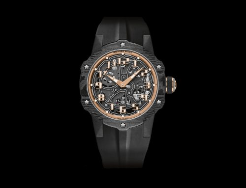 Introducing RICHARD MILLE RM 33-02