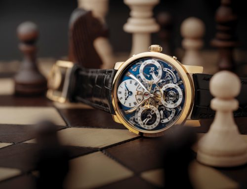 Introducing MB&F Legacy Machine Perpetual – now in Yellow Gold