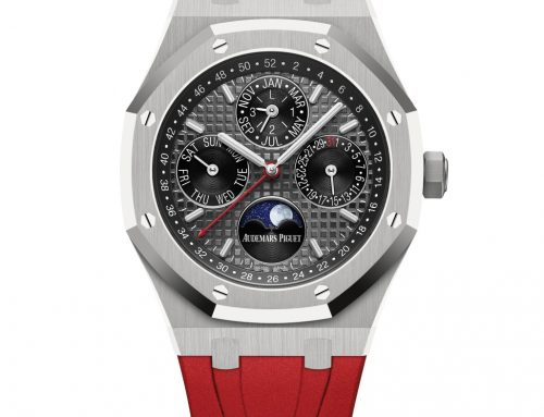Introducing AUDEMARS PIGUET Perpetual Calendar China Limited Edition