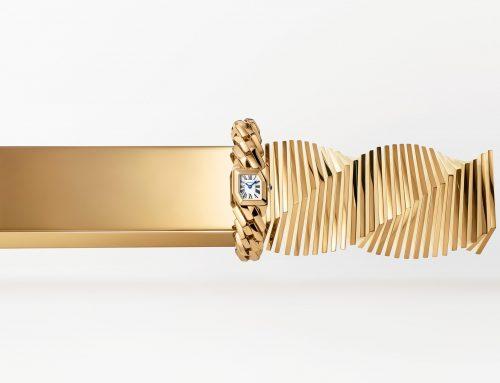 Introducing Cartier 'MAILLON DE Cartier', nasce il moderno orologio gioiello