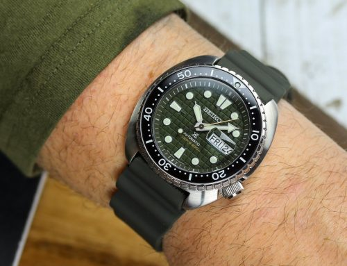 "Introducing Seiko Prospex – Il nuovo ""King Turtle"""