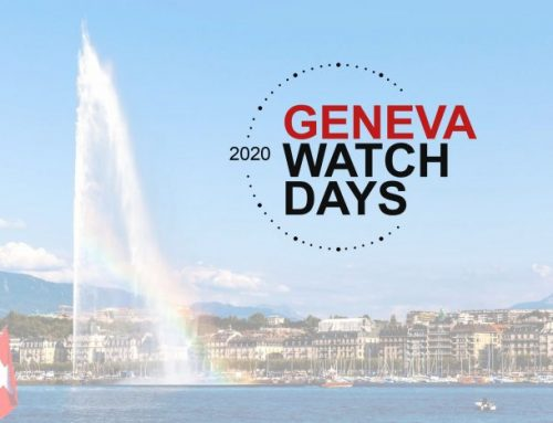 "News I ""Geneva Watch Days 2020"" rinviati ad agosto"