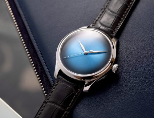 Introducing H. MOSER & CIE. ENDEAVOUR – QUANDO LA PAROLA FUMÉ DICE TUTTO
