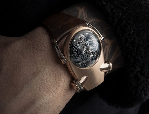 Introducing Horological Machine N° 10 Bulldog