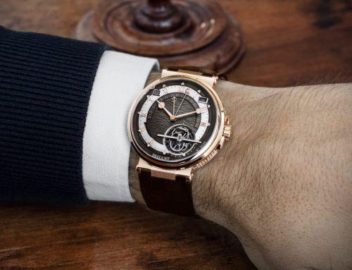 Introducing BREGUET MARINE TOURBILLON ÉQUATION MARCHANTE 5887