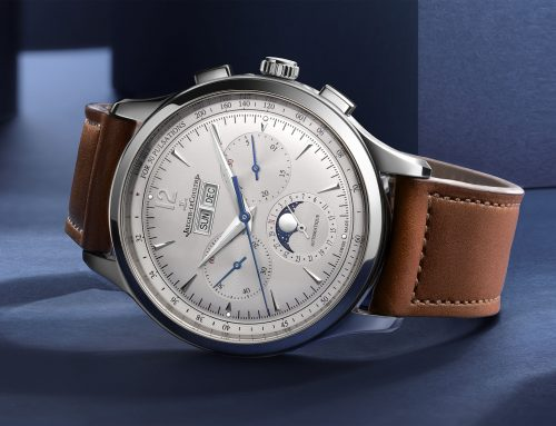 Introducing Jaeger-LeCoultre MASTER CONTROL GEOGRAPHIC e MASTER CONTROL CHRONOGRAPH CALENDAR