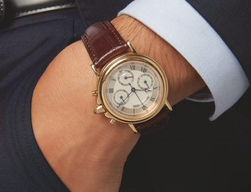 THE FIRST GREAT VINTAGE, two sublime BREGUET chronographs of the Daniel Roth era