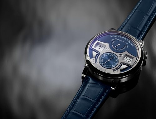 Focus on A. Lange & Söhne Zeitwerk Minute Repeater limited edition