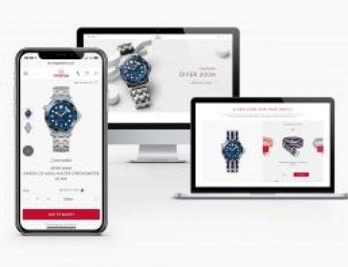 News Omega lancia il suo e-commerce anche in Europa
