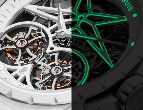 Introducing Roger Dubuis EXCALIBUR TWOFOLD – INNOVAZIONI IRRIVERENTI