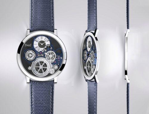 Introducing The Piaget Altiplano Ultimate Concept, l'orologio automatico più sottile al mondo, finalmente disponibile!