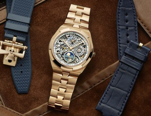 Introducing Vacheron Constantin Overseas Perpetual Calendar Ultra-Thin Skeleton