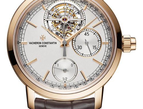 Introducing Vacheron Constantin Traditionnelle Chronograph Tourbillon