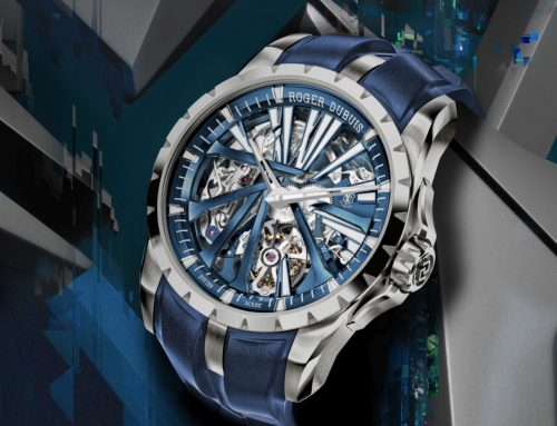 Introducing Roger Dubuis Excalibur Diabolus in Machina