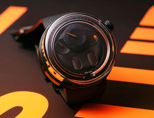Introducing HYT H0 Black & Orange