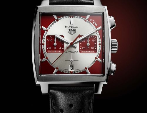 Introducing TAG Heuer Monaco Gran Prix de Monaco Historique Limited Edition