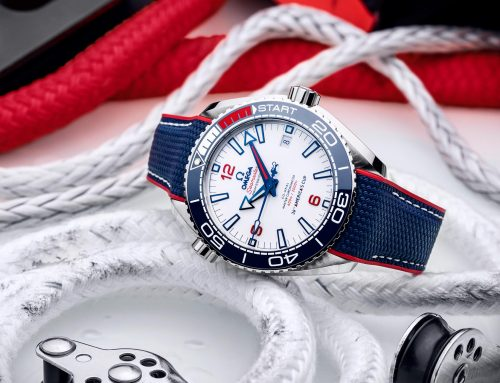 Introducing OMEGA New Limited Edition Seamaster Planet Ocean