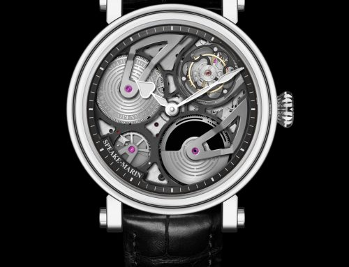 Introducing Speake-Marin One&Two OPENWORKED TOURBILLON