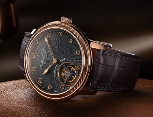 Introducing Parmigiani Fleurier Toric Tourbillon Slate
