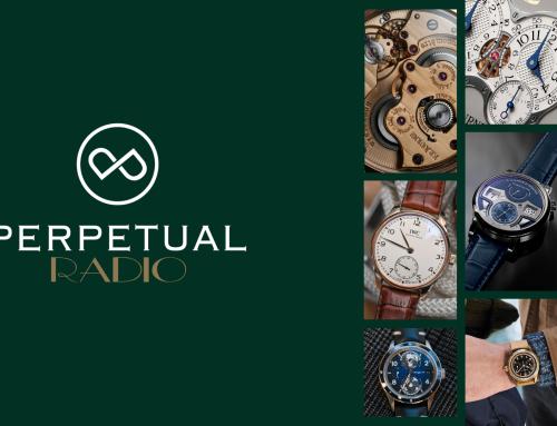 PERPETUAL Radio Episodio 7: Watches&Wonders, Focus sulle novità di A. Lange & Söhne, F.P Journe, IWC e Montblanc. Parliamo di orologi con un Perpetualista!