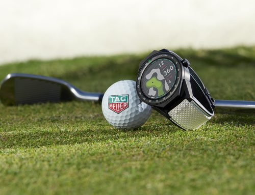 Introducing TAG Heuer Connected Golf Edition