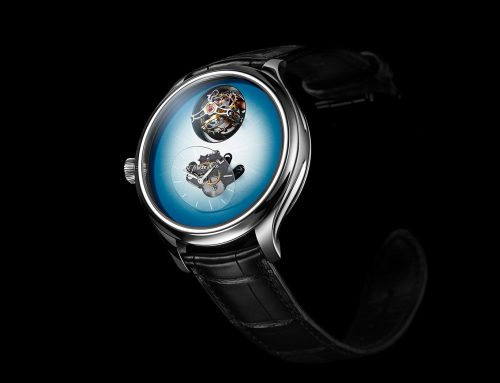 Introducing H. Moser & Cie. X MB&F Endeavour Cylindrical Tourbillon