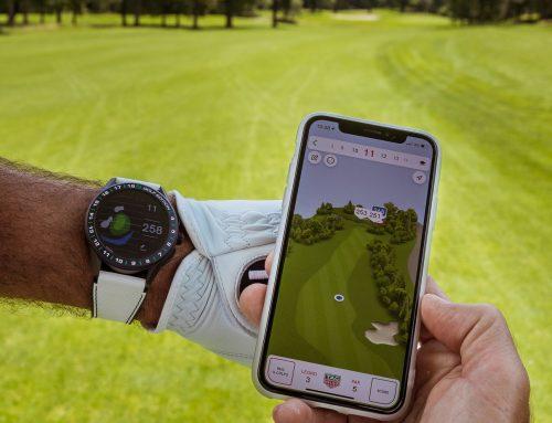 CONNESSI ALLO SCORE | Con Edoardo Molinari abbiamo messo alla prova del campo il Tag Heuer Connected Golf