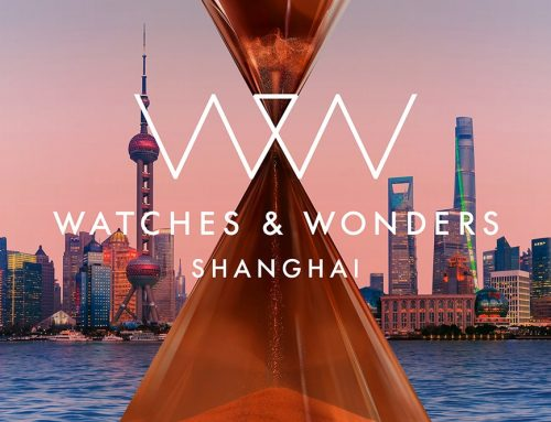 News Watches & Wonders Shanghai September 2020