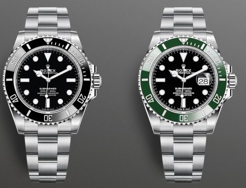 Introducing  | I nuovi ROLEX Submariner 124060, 126610LN e 126610LV