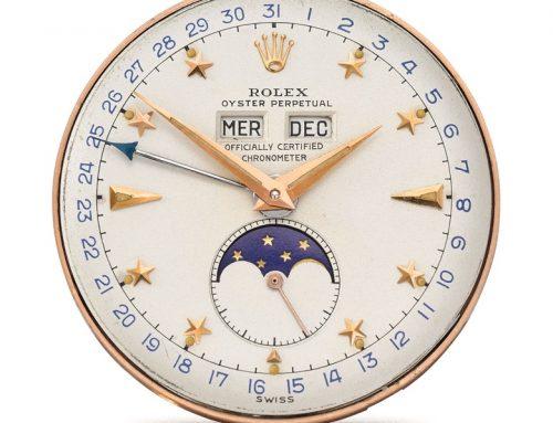 "Focus on Rolex ""Star dials"", alla scoperta dei quadranti ""Stelline"""