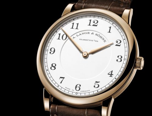 """Introducing A. Lange & Söhne 1815 Thin Honeygold """"Homage to F. A. Lange"""""""