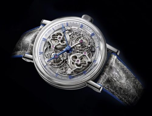 "Introducing Breguet Classique Double Tourbillon 5345 ""Quai de l'Horloge"""