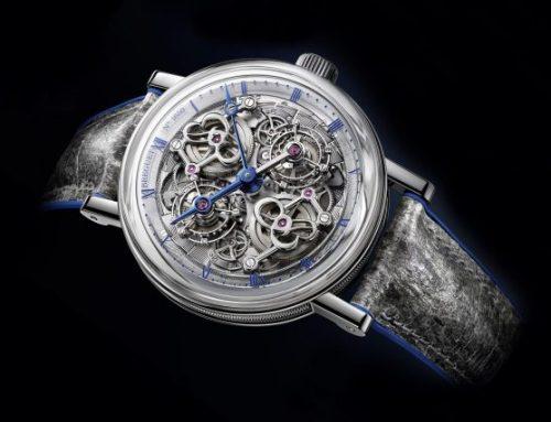 """Introducing Breguet Classique Double Tourbillon 5345 """"Quai de l'Horloge"""""""