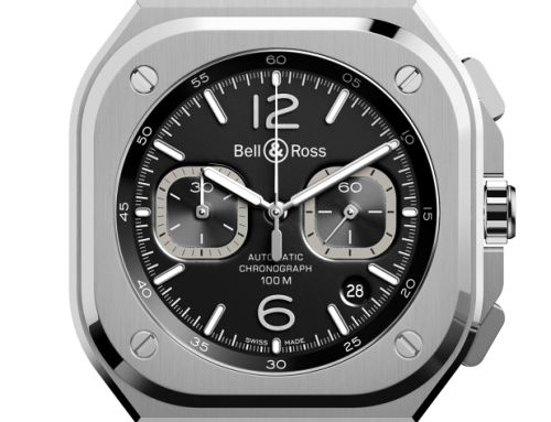 Introducing The Bell & Ross BR 05 Chrono