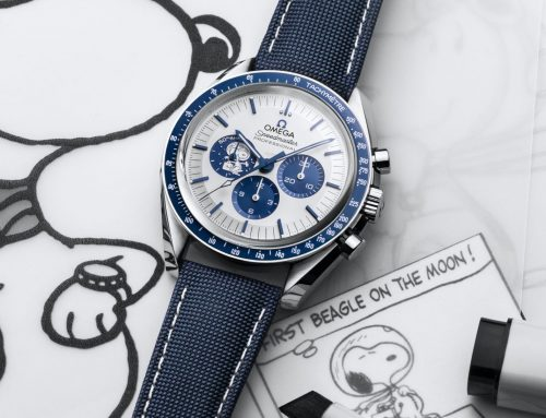 Introducing The Omega Speedmaster Silver Snoopy Award 50th Anniversary
