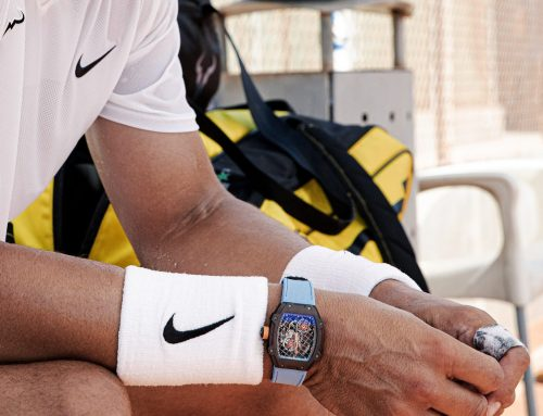 "Introducing Richard Mille RM 27-04 ""Rafa Nadal"""