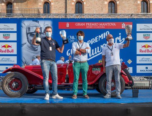 News TAG Heuer Official Timekeeper della trentesima edizione del Gran Premio Nuvolari